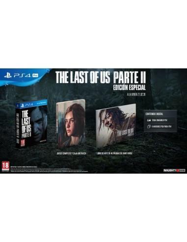 The Last of Us Part II Edición...
