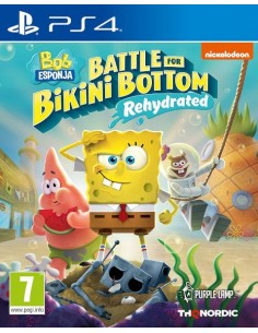 Bob Esponja: Battle for...