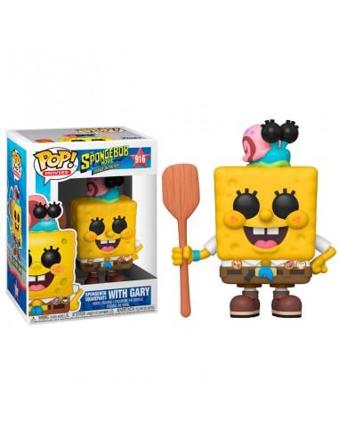 FUNKO POP! Bob Esponja Movie Bob...