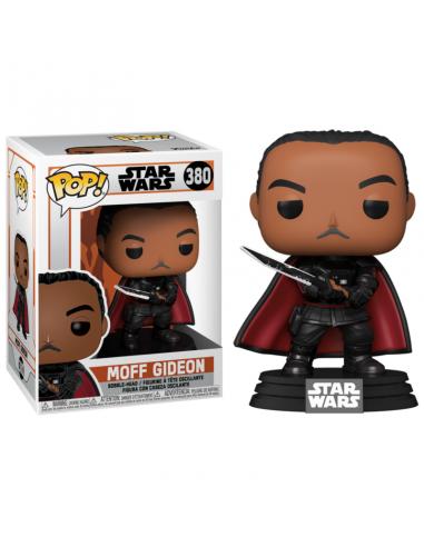 FUNKO POP! Star Wars Mandalorian Moff...