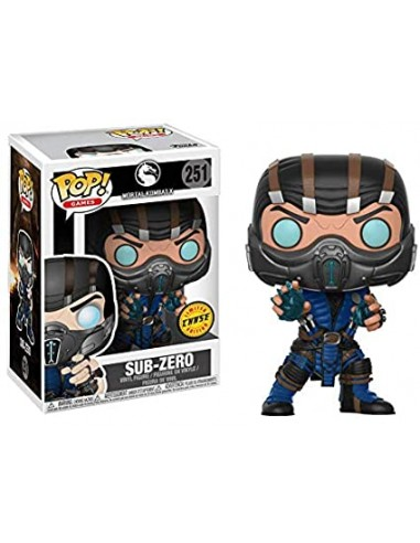 FUNKO POP! Mortal Kombat X Sub-Zero...