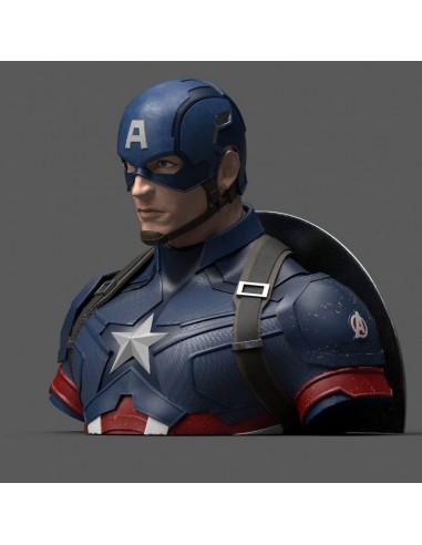 Hucha Marvel Capitán América 20 cm