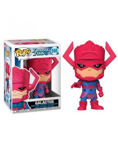FUNKO POP! Marvel Los Cuatro...
