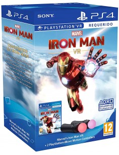 Marvel's Iron Man VR + 2...