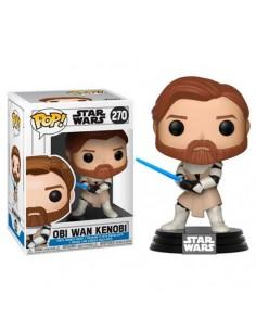 FUNKO POP! Star Wars Obi...