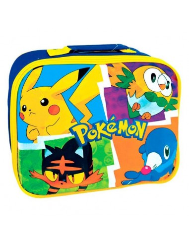 Bolsa Portamerienda Pokémon