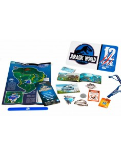 Welcome Kit Deluxe Jurassic...