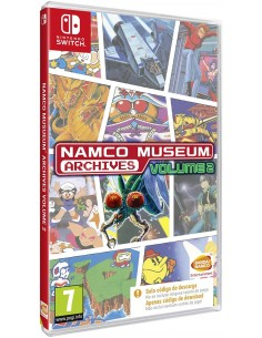 Namco Museum Archives...