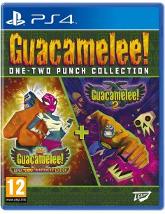 Guacamelee! One-Two Punch...