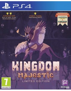 Kingdom Majestic Limited...