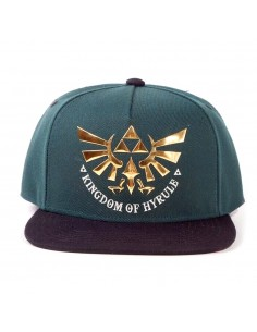Gorra The Legend of Zelda...