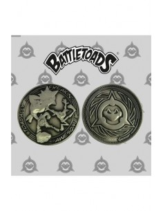 Moneda Battletoads Limited...