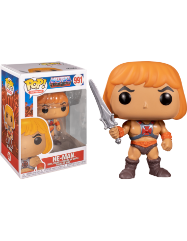 FUNKO POP! Masters of the Universe...