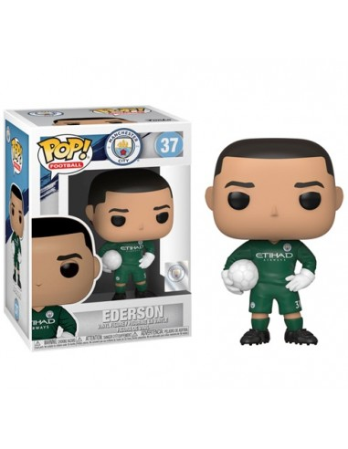 FUNKO POP! Manchester City Ederson...
