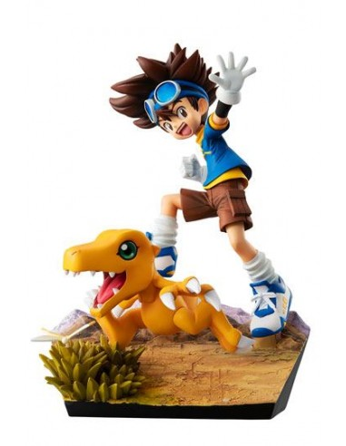 Figura Digimon Adventure Yagami 20th...