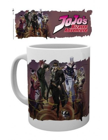 Taza Jojo's Bizarre Adventure Group
