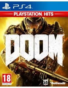 Doom Playstation Hits (PS4)