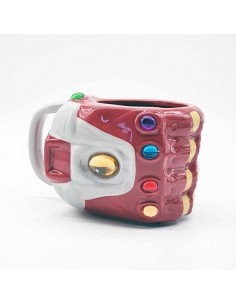 Taza 3D Marvel XL...