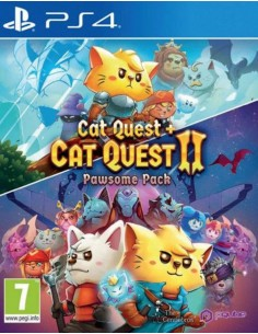 Cat Quest + Cat Quest II...