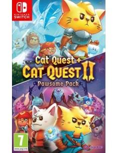 Cat Quest + Cat Quest II...