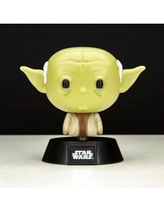 Lámpara Yoda Star Wars