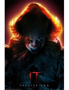 Póster IT Capítulo 2 Pennywise