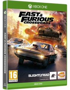 Fast & Furious Crossroads...