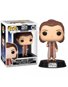 FUNKO POP! Star Wars Leia...