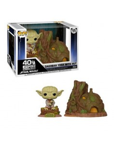 FUNKO POP! Star Wars Yoda y...