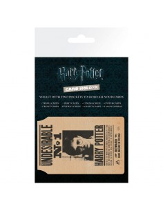 Tarjetero Harry Potter...