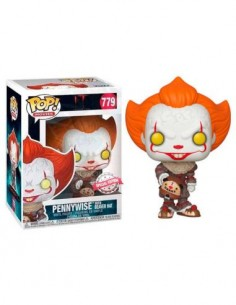 FUNKO POP! IT Pennywise con...