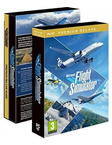 Microsoft Flight Simulator Premium...