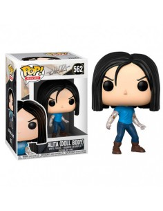 FUNKO POP! Alita Doll Body