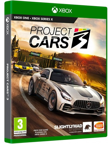 Project Cars 3 (Xbox One)