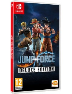 Jump Force Deluxe Edition...