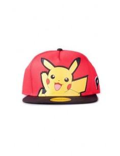 Gorra Pokémon Pikachu