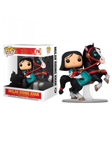 FUNKO POP! Disney Mulan on Khan