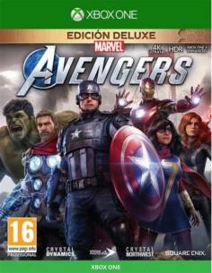Marvel's Avengers: Edición...