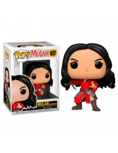 FUNKO POP! Disney Mulan...