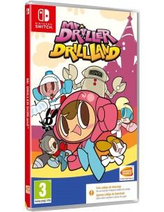 Mr. Driller Drillland...