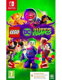 LEGO DC Super-Villanos (...