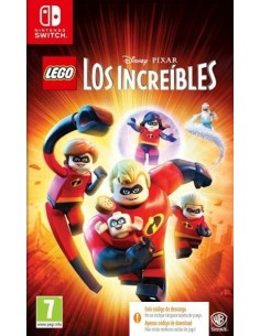 LEGO Los Increibles (Código...