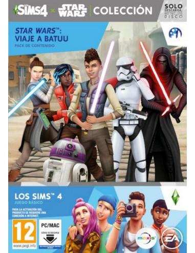 Los Sims 4 + Los Sims 4 Star Wars :...