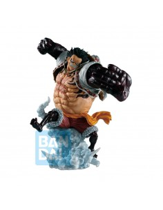 Figura One Piece Luffy Gear...