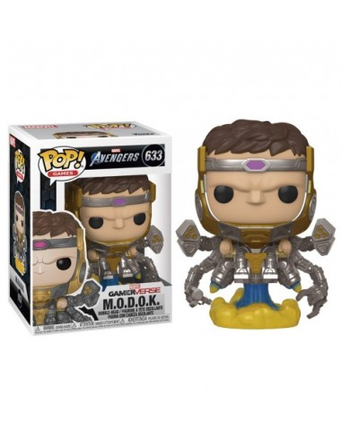FUNKO POP! Marvel Avengers M.O.D.O.K.
