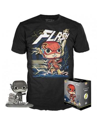 FUNKO POP Tees ! Flash Funko Pop +...