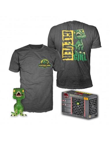 FUNKO POP Tees ! Jurassic Park Box...