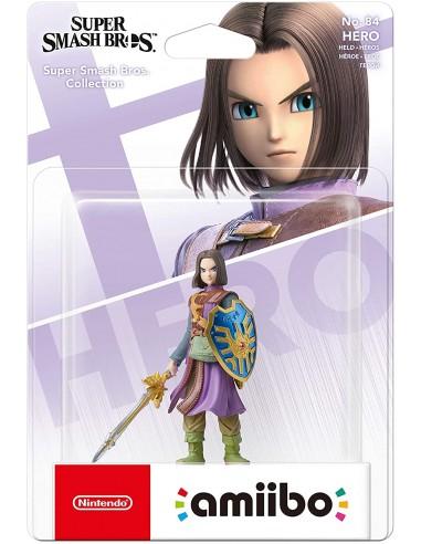 Figura Amiibo Heroe (Colección Super...