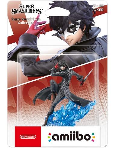 Figura Amiibo Joker (Colección Super...