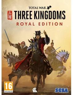 Total War Three Kingdoms...